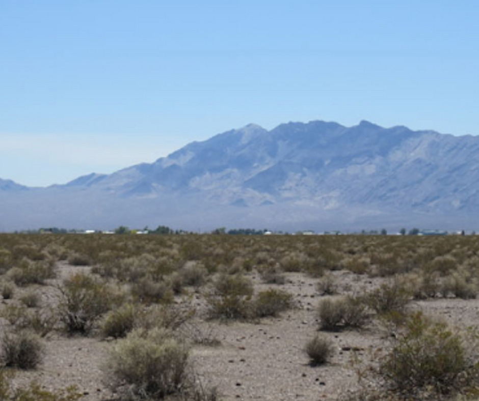 buy land amargosa nevada