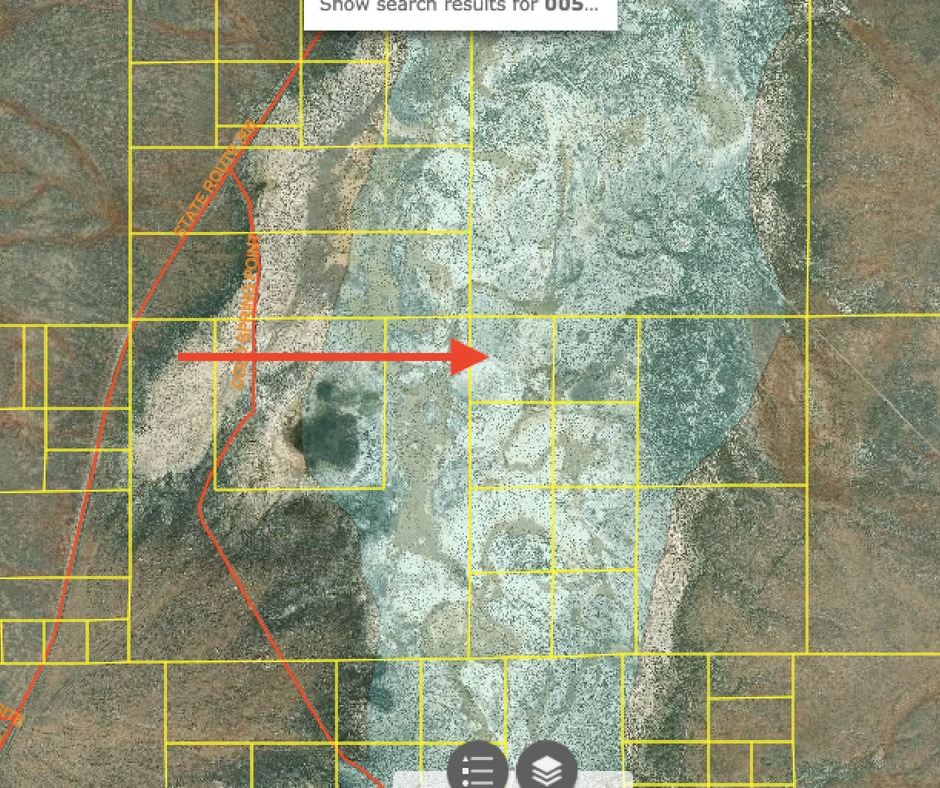 buy 40 acres NV