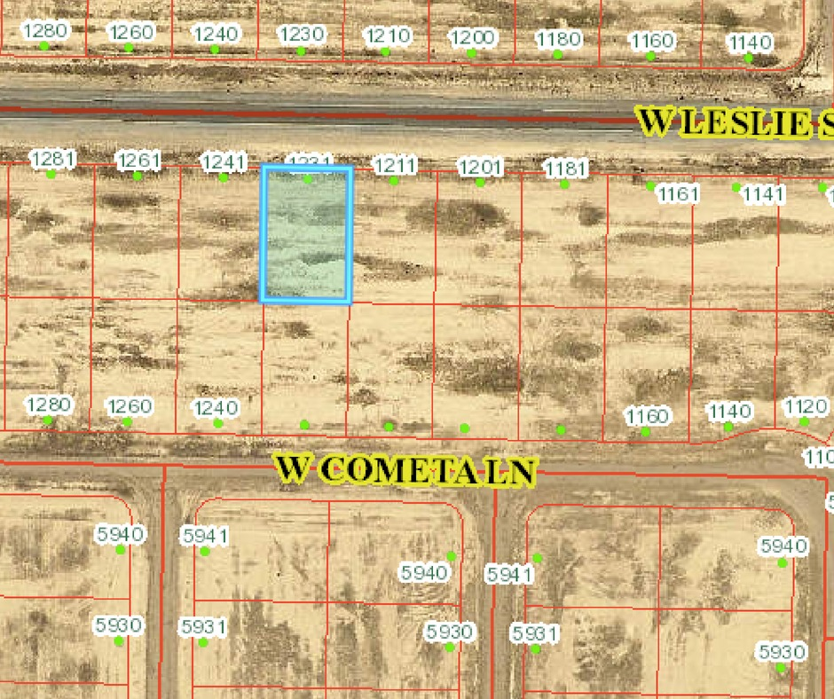 buy land pahrump nv