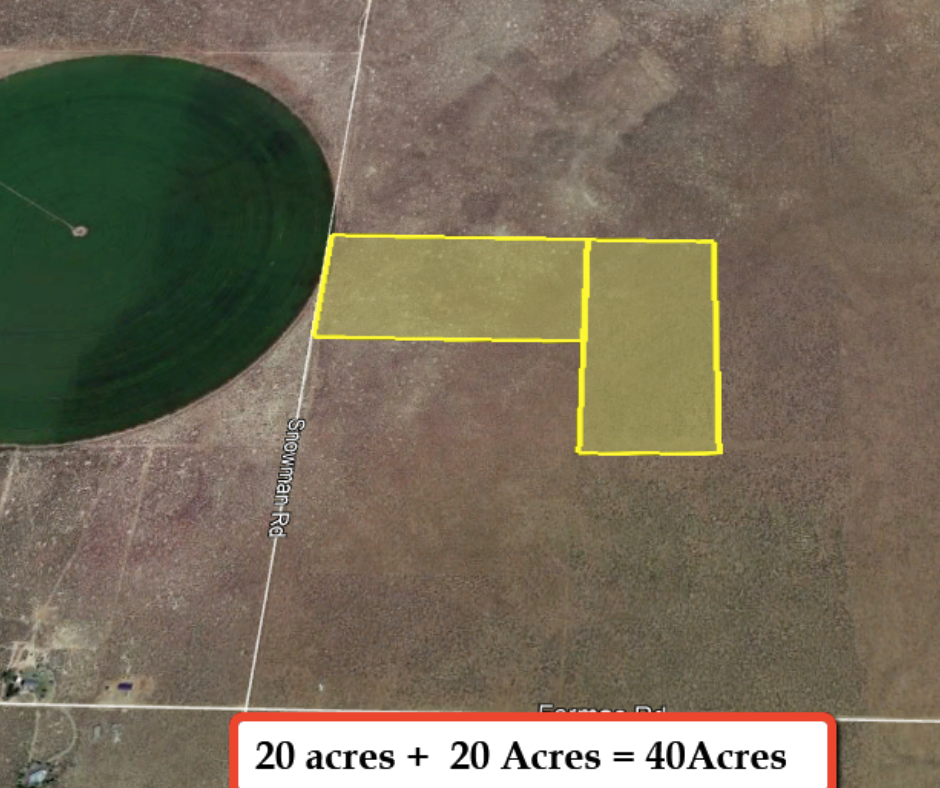 40 acres land for sale