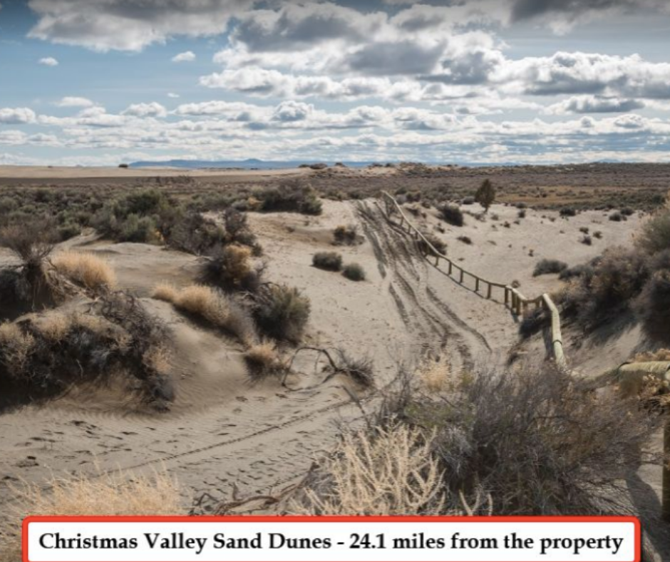 Christmas valley land sale