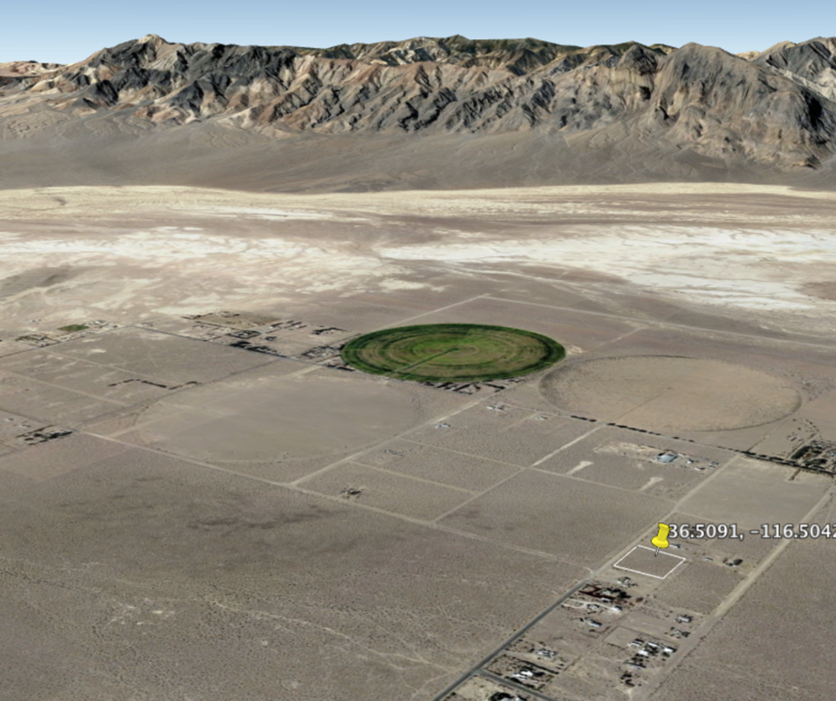 Land for sale Pahrump