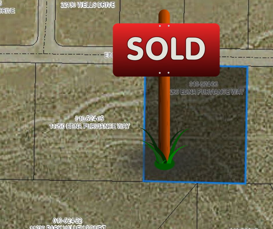 sold Nevada land